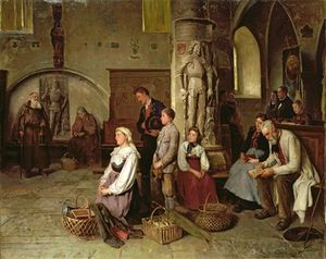 Theodore Gerard - In The Church