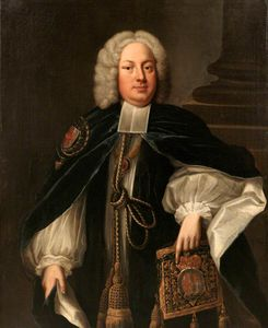 Thomas Hudson - Dr John Gilbert, Bishop Of Salisbury