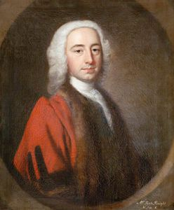 Thomas Hudson - Richard Knight, Mayor Of Barnstaple