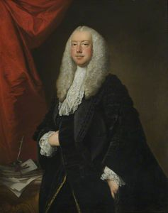 Thomas Hudson - The Right Honourable Charles Yorke
