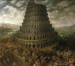 Tobias Verhaecht - The Tower Of Babel