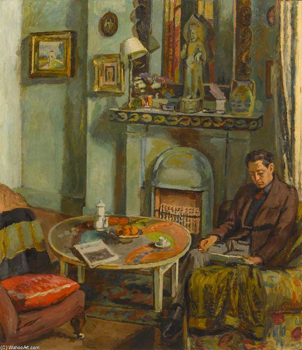 Image result for vanessa bell interior