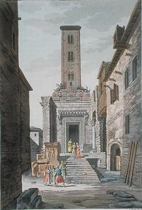 Vittorio Raineri - Temple Of Aesculapius