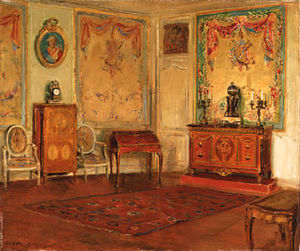 Walter Gay - French Interior