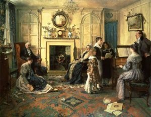 Walter Dendy Sadler - Home, Sweet Home