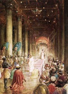 William Brassey Hole - The Queen Of Sheba