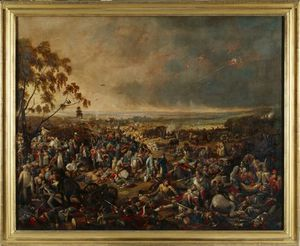 William Heath - After The Battle Of Waterloo