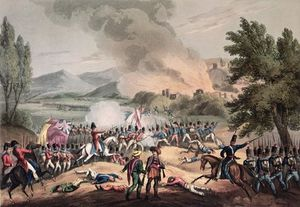 William Heath - Battle Of Pombal