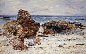 William Mctaggart - Cauldron Rocks