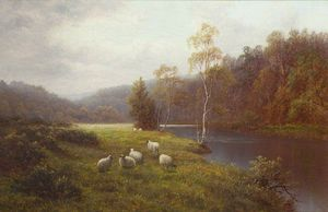 William Mellor - River Wharfe