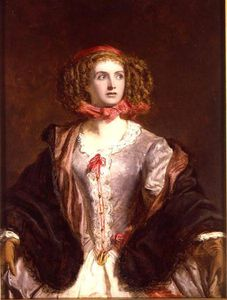 William Powell Frith - La Coranto -