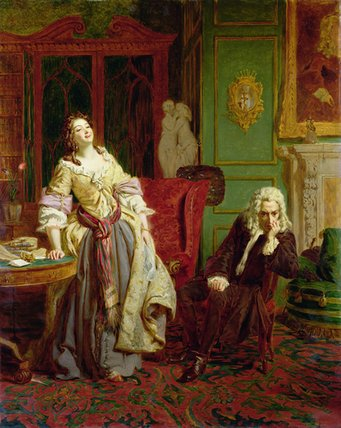 The Rejected Poet by William Powell Frith (1819-1909, United Kingdom) | Art Reproductions William Powell Frith | WahooArt.com