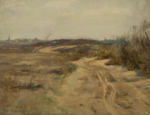 William Stewart Macgeorge - Sand Dunes