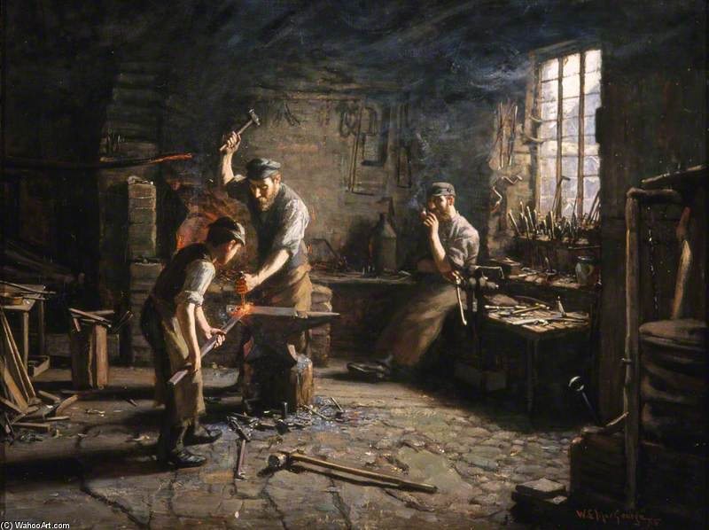 http://en.wahooart.com/Art.nsf/O/9CW686/$File/William+Stewart+Macgeorge-The+Blacksmith's+Shop.JPG