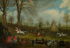 James Pollard - The St Albans Grand Steeplechase -