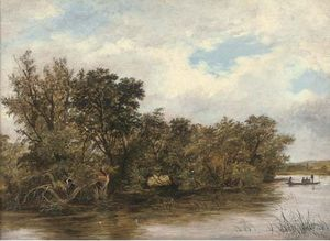James Stark - Magpie Island, Henley On Thames