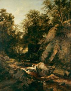 James Stark - The Strid, Bolton Abbey, Skipton, North Yorkshire
