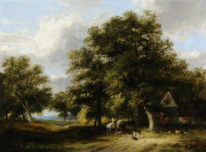 James Stark - View In Windsor Forest