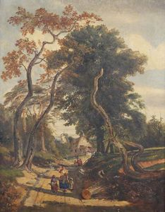 James Stark - Wood Gatherers