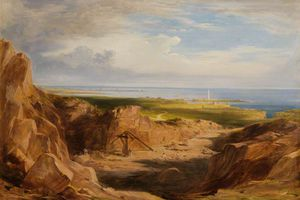 James William Giles - Stirling Hill Quarry, Near Peterhead