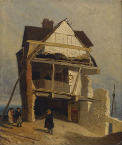John Sell Cotman - Ruined House