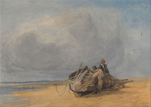 John Sell Cotman - Yarmouth Sands, Norfolk