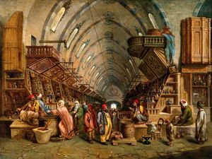 John Varley Ii (The Younger) - A Bazaar