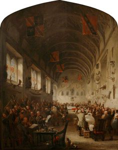 Nicholas Matthew Condy - The Court Dinner At Cotehele