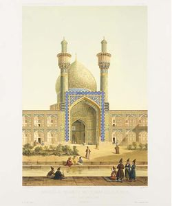 Pascal Xavier Coste - Monuments Of Modern Persia Measured