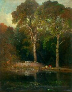 Richard Barrett Davis - Near Virginia Water