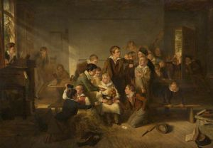Thomas George Webster - The Boy With Many Friends