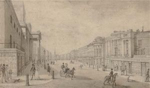 Thomas Hosmer Shepherd - Regent Street, London
