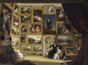 William Frederick Witherington - A Modern Picture Gallery