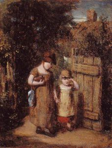William Frederick Witherington - Going To School