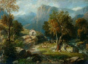 William Havell - Landscape -