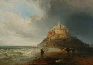 Charles Bentley - Mont St Michel
