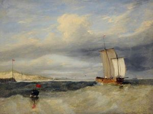 Charles Bentley - Seascape