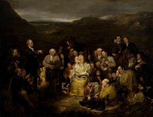 George Harvey - The Covenanters' Preaching