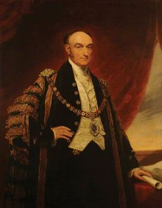 Henry William Pickersgill - Sir John Pirie, Bt, Lord Mayor Of London