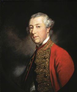 James Northcote - Lieutenant-general (later Field Marshal Sir) George Howard