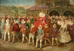 Robert Peake - A Procession Of Elizabeth I
