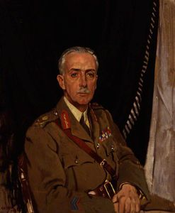 William Newenham Montague Orpen - Charles Sackville-west, 4th Baron Sackville
