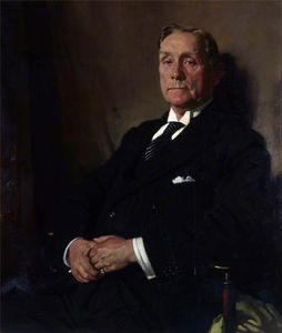 William Newenham Montague Orpen - Sir Robert Williams Of Park