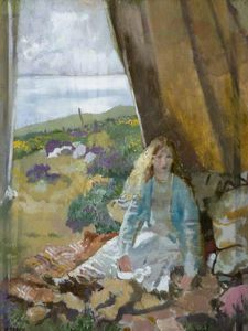 William Newenham Montague Orpen - Summer Time