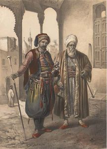 Émile Prisse D'avennes - Characters, Costumes, And Modes Of Life On The Valley Of The Nile