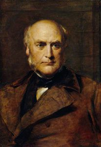 George Richmond - Sir George Gilbert Scott