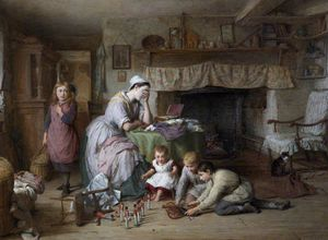George Smith - The Soldier's Wife