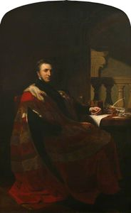 James Sant - Ernest Augusutus, 3rd Earl Of Mount Edgcumbe -