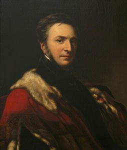 James Sant - Ernest Augusutus, 3rd Earl Of Mount Edgcumbe