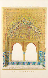 Owen Jones - Details Of The Alhambra